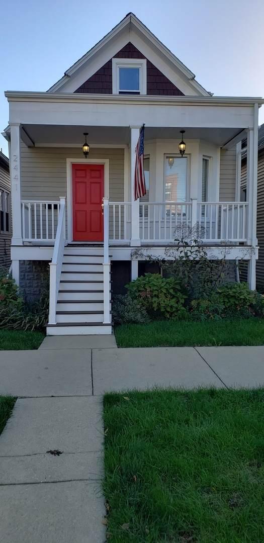 2441 N Richmond Street, Chicago, IL 60647 (MLS #11248548) :: Suburban Life Realty