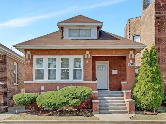 8418 S Elizabeth Street S, Chicago, IL 60620 (MLS #11248837) :: John Lyons Real Estate
