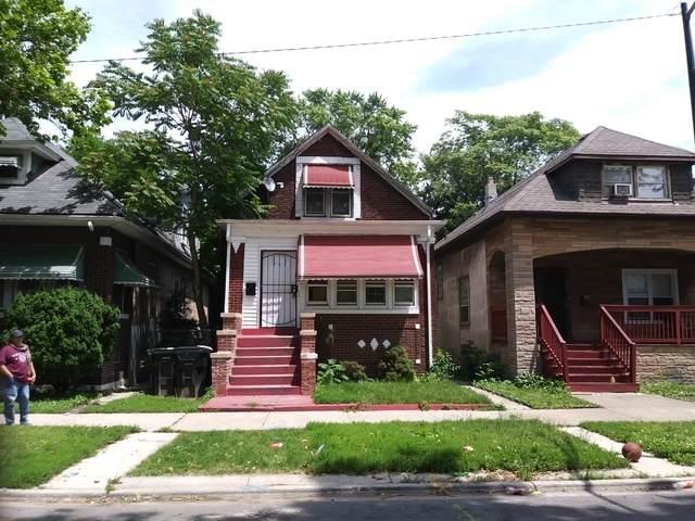 7621 S Eberhart Avenue, Chicago, IL 60619 (MLS #11248875) :: John Lyons Real Estate