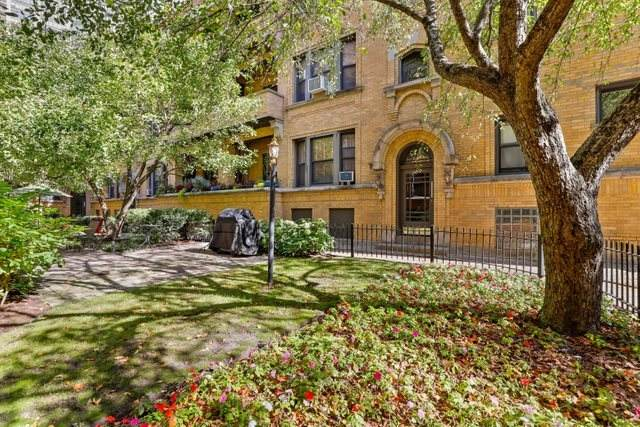 718 W Sheridan Road 2S, Chicago, IL 60613 (MLS #11248962) :: Touchstone Group
