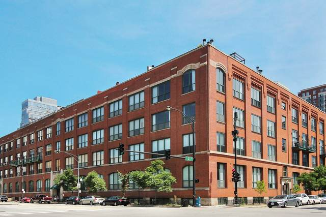 1727 S Indiana Avenue #406, Chicago, IL 60616 (MLS #11249139) :: John Lyons Real Estate