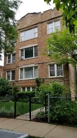 2016 W Greenleaf Avenue 2A, Chicago, IL 60645 (MLS #11249422) :: John Lyons Real Estate