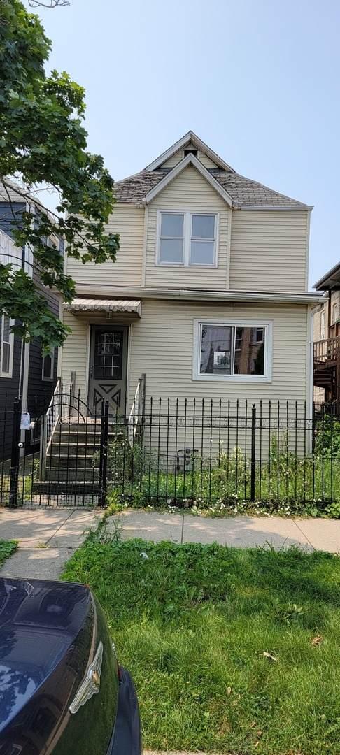 1508 N Karlov Avenue, Chicago, IL 60651 (MLS #11249570) :: Touchstone Group