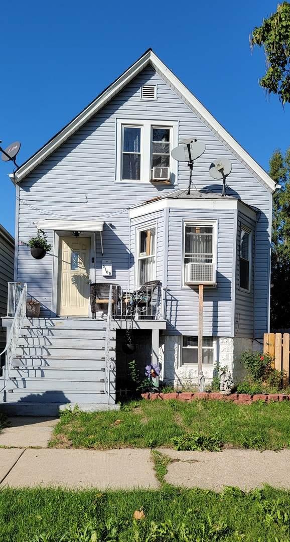 5106 W 30th Street, Cicero, IL 60804 (MLS #11249748) :: The Dena Furlow Team - Keller Williams Realty