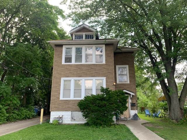 11717 S Princeton Avenue, Chicago, IL 60628 (MLS #11250486) :: John Lyons Real Estate