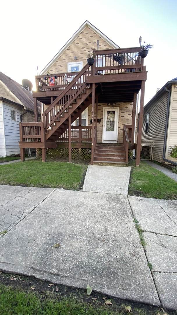 13228 S Carondolet Avenue, Chicago, IL 60633 (MLS #11250630) :: The Wexler Group at Keller Williams Preferred Realty