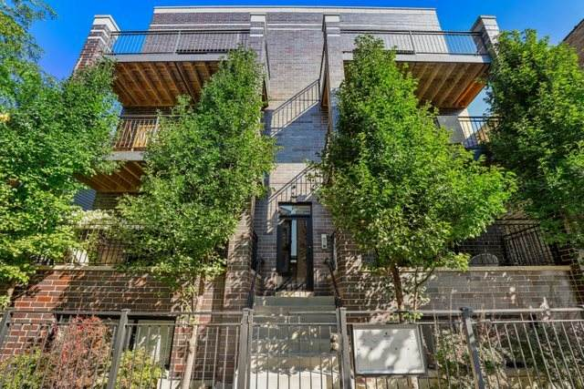 3004 W Lyndale Street 1E, Chicago, IL 60647 (MLS #11250855) :: Touchstone Group