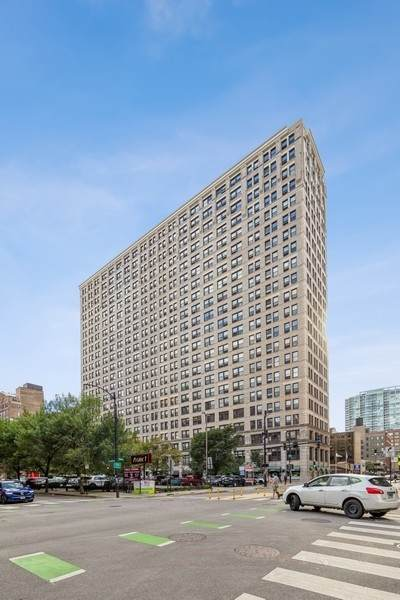 600 S Dearborn Street #1208, Chicago, IL 60605 (MLS #11250961) :: Lewke Partners - Keller Williams Success Realty