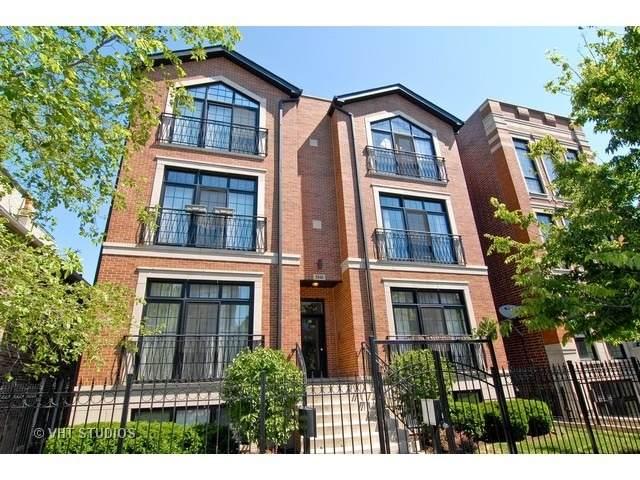 1846 W Armitage Avenue 1W, Chicago, IL 60622 (MLS #11250979) :: Touchstone Group