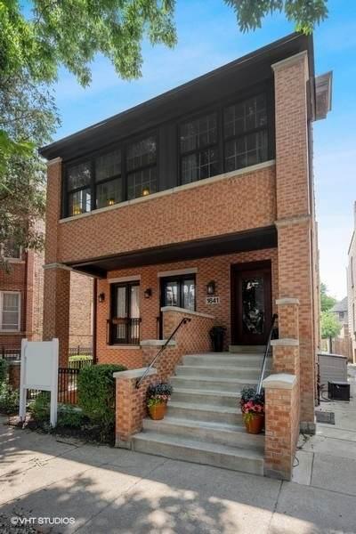 1641 W Winona Street C, Chicago, IL 60640 (MLS #11251072) :: Carolyn and Hillary Homes