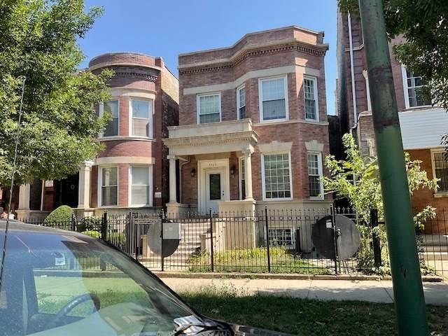 5727 S Michigan Avenue #2, Chicago, IL 60637 (MLS #11251378) :: Lewke Partners - Keller Williams Success Realty