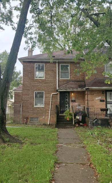 10910 S Eberhart Avenue, Chicago, IL 60628 (MLS #11251396) :: John Lyons Real Estate