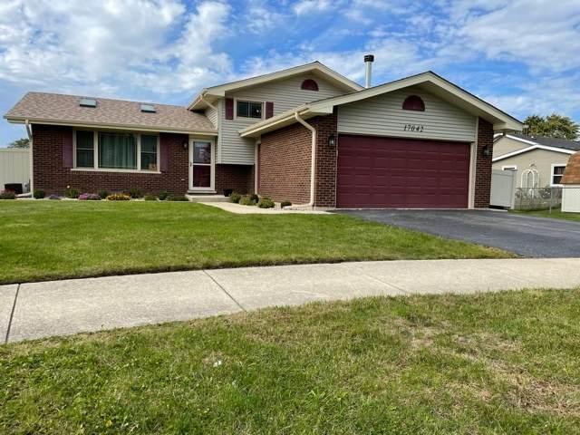 17042 88th Court, Orland Hills, IL 60487 (MLS #11251453) :: John Lyons Real Estate