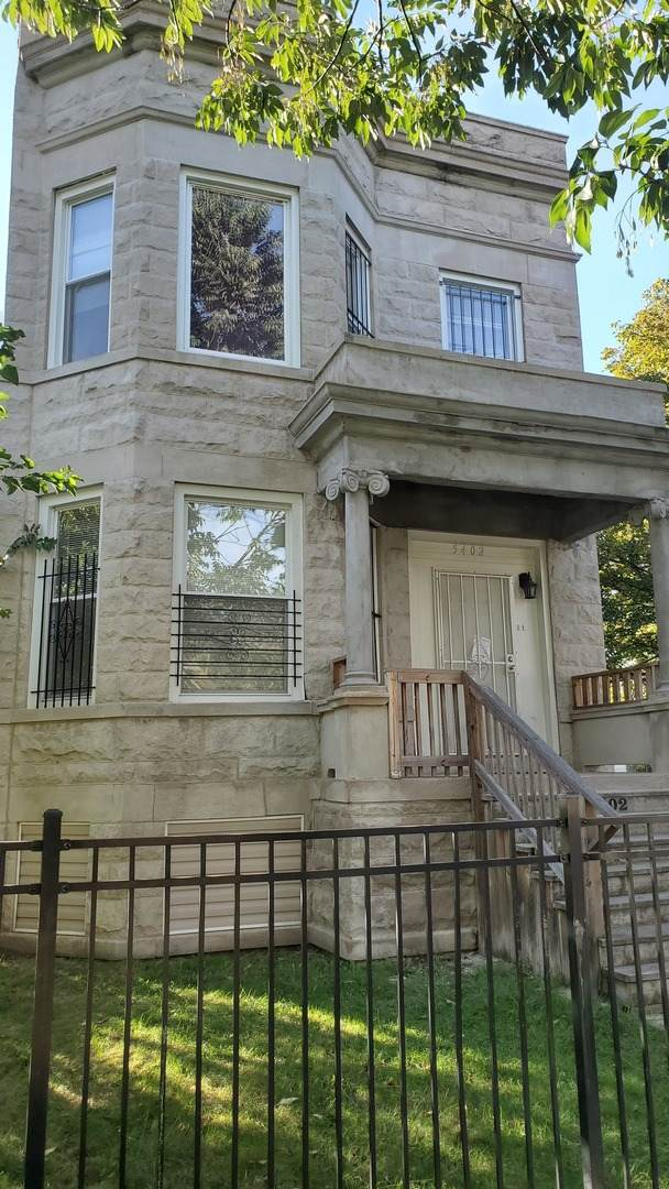5402 S Carpenter Street, Chicago, IL 60609 (MLS #11251540) :: The Wexler Group at Keller Williams Preferred Realty