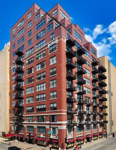 547 S Clark Street #1001, Chicago, IL 60605 (MLS #11251640) :: Touchstone Group