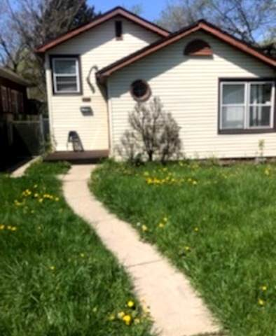 15630 Myrtle Avenue, Harvey, IL 60426 (MLS #11251646) :: The Wexler Group at Keller Williams Preferred Realty