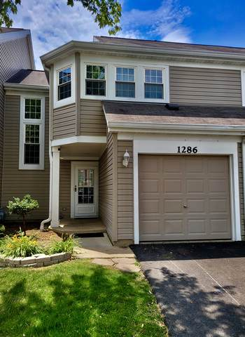 1286 Donegal Court, Carol Stream, IL 60188 (MLS #11251939) :: Carolyn and Hillary Homes