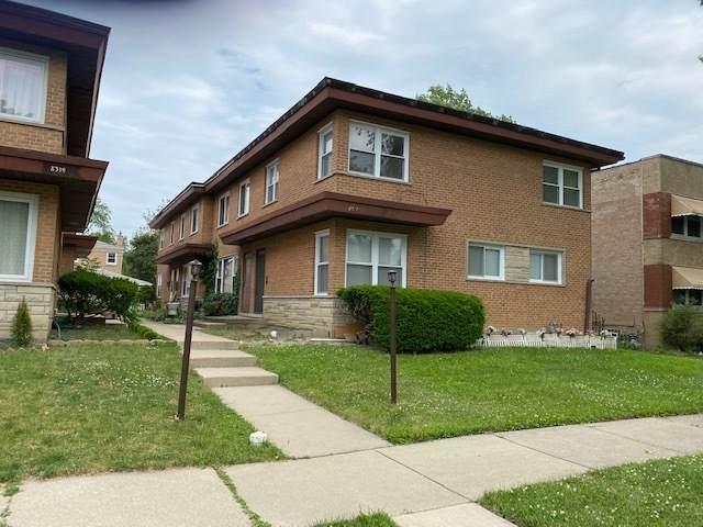 8313 Kilpatrick Avenue A, Skokie, IL 60076 (MLS #11252159) :: Littlefield Group