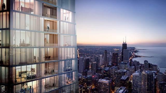 363 E Wacker Drive #6106, Chicago, IL 60601 (MLS #11252238) :: Touchstone Group