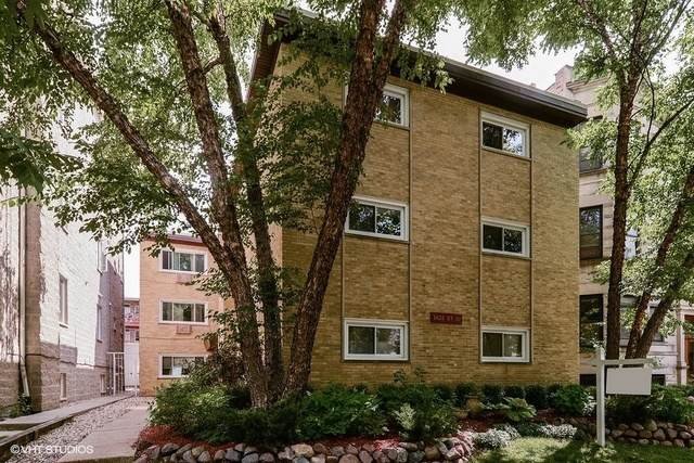 1439 W Belle Plaine Avenue #1, Chicago, IL 60613 (MLS #11252823) :: The Spaniak Team