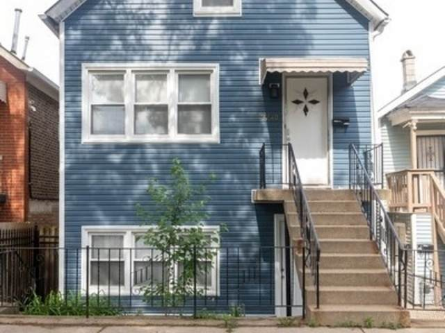 3240 S Carpenter Street #1, Chicago, IL 60608 (MLS #11252893) :: Lewke Partners - Keller Williams Success Realty