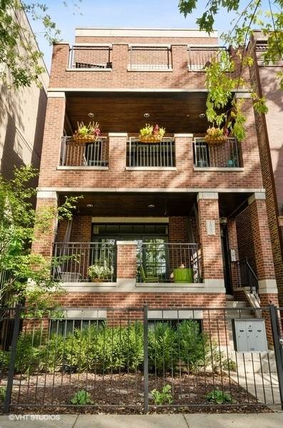 1540 W Wrightwood Avenue #2, Chicago, IL 60614 (MLS #11253145) :: Janet Jurich