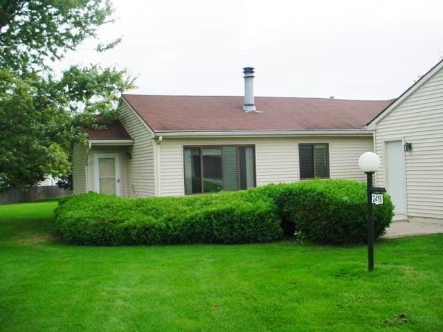 2416 Heritage Drive, Champaign, IL 61822 (MLS #11253282) :: Ryan Dallas Real Estate