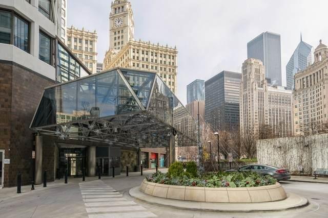 405 N Wabash Avenue #311, Chicago, IL 60611 (MLS #11253288) :: Janet Jurich