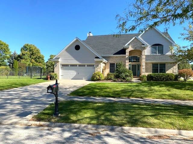 310 Buckingham Place, Shorewood, IL 60404 (MLS #11253738) :: Helen Oliveri Real Estate