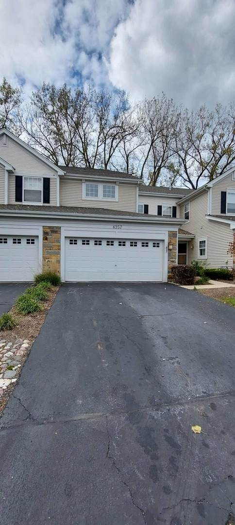 4357 Waters Edge Drive, Island Lake, IL 60042 (MLS #11253851) :: The Wexler Group at Keller Williams Preferred Realty