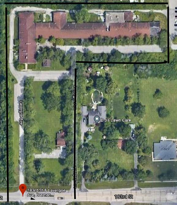 18300 Lavergne Avenue, Country Club Hills, IL 60478 (MLS #11254785) :: John Lyons Real Estate