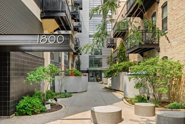 1800 W Grace Street #414, Chicago, IL 60613 (MLS #11254999) :: The Wexler Group at Keller Williams Preferred Realty