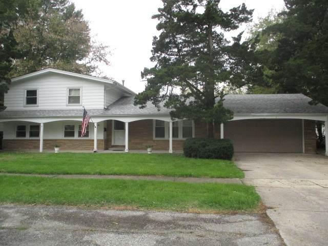 3736 Sangamon Street, Steger, IL 60475 (MLS #11255788) :: O'Neil Property Group