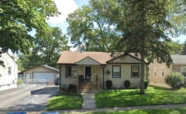 14921 Keeler Avenue, Midlothian, IL 60445 (MLS #11255793) :: John Lyons Real Estate