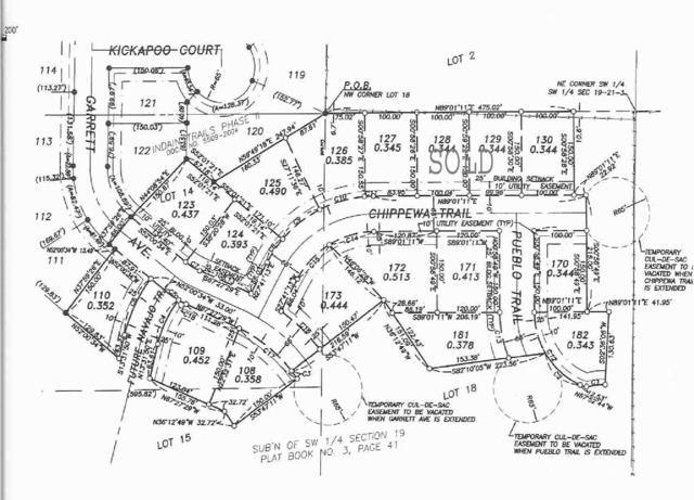 Lot 122 Garrett Avenue, Albany, IL 61230 (MLS #08755360) :: Property Consultants Realty