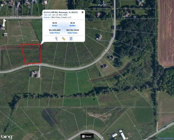 9515 S Hill Road, Marengo, IL 60152 (MLS #08906485) :: Littlefield Group