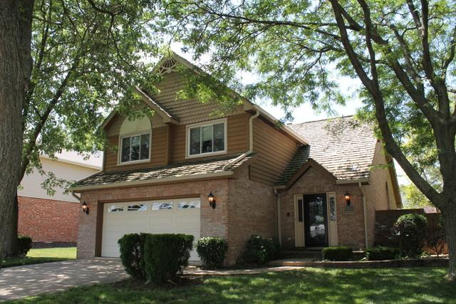 8308 Millbrook Drive, Downers Grove, IL 60516 (MLS #09586275) :: Lewke Partners