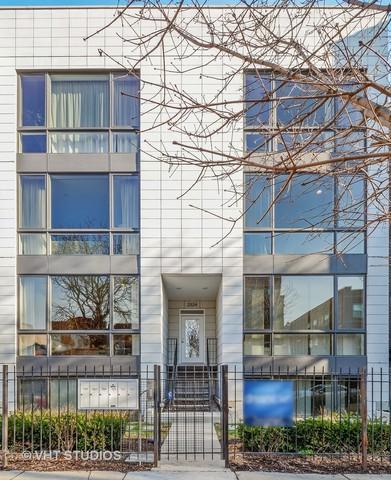 2324 W Huron Street 2E, Chicago, IL 60612 (MLS #09626557) :: The Perotti Group