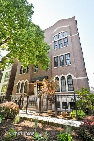 2147 W Rice Street 1E, Chicago, IL 60622 (MLS #09636641) :: Property Consultants Realty