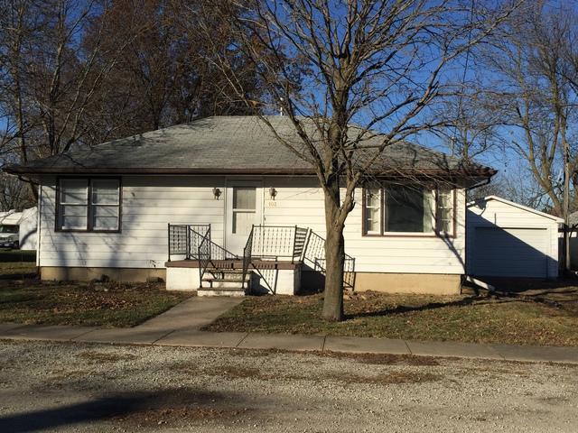 103 S Third Street, Buckley, IL 60918 (MLS #09639526) :: Domain Realty