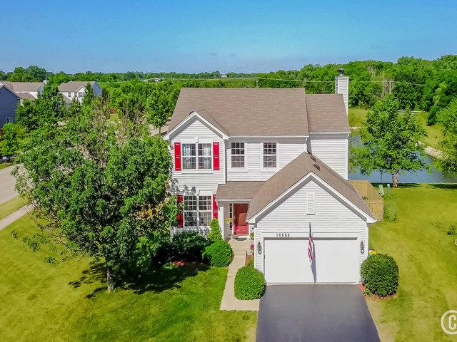 16668 Watters Drive, Lockport, IL 60441 (MLS #09665183) :: Angie Faron with RE/MAX Ultimate Professionals