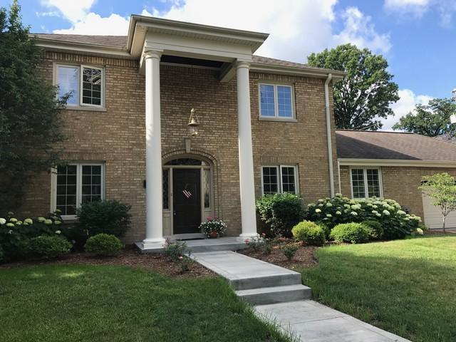801 Oak Street, Western Springs, IL 60558 (MLS #09678352) :: Littlefield Group