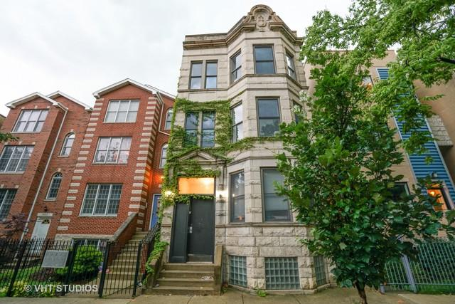 1427 N Leavitt Street #2, Chicago, IL 60622 (MLS #09689364) :: Property Consultants Realty