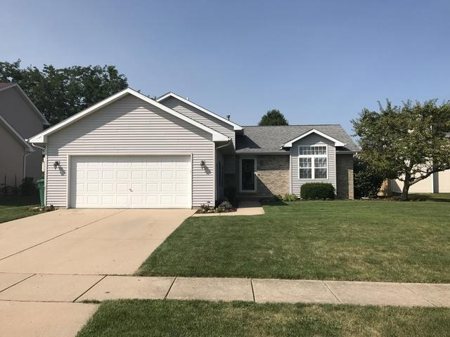 15602 W Waterford Lane, Manhattan, IL 60442 (MLS #09692940) :: The Wexler Group at Keller Williams Preferred Realty