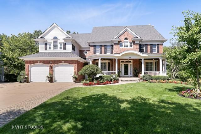 56 Ridgefield Lane, Burr Ridge, IL 60527 (MLS #09694692) :: The Wexler Group at Keller Williams Preferred Realty