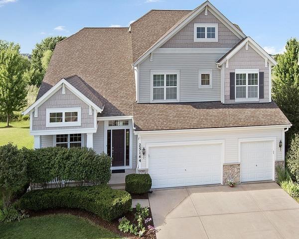 25164 W Glen Oaks Lane, Shorewood, IL 60404 (MLS #09694804) :: The Wexler Group at Keller Williams Preferred Realty