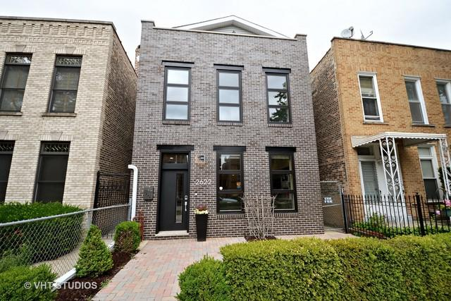 2622 W Superior Street, Chicago, IL 60612 (MLS #09694862) :: Property Consultants Realty