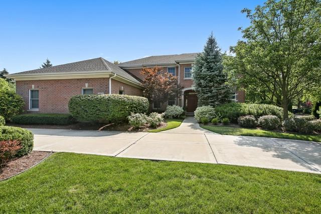 6764 Fieldstone Drive, Burr Ridge, IL 60527 (MLS #09695697) :: The Wexler Group at Keller Williams Preferred Realty