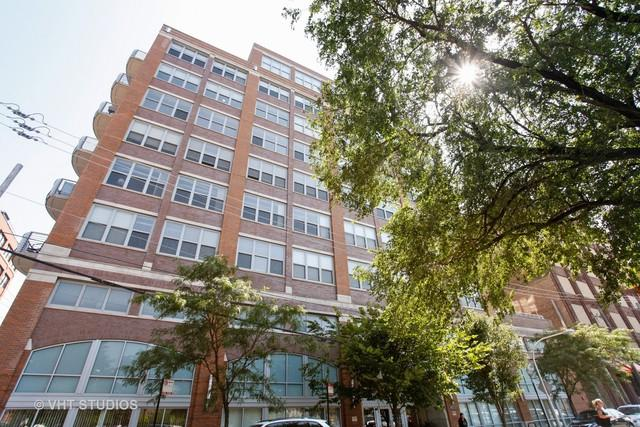 933 W Van Buren Street #725, Chicago, IL 60607 (MLS #09696042) :: Property Consultants Realty