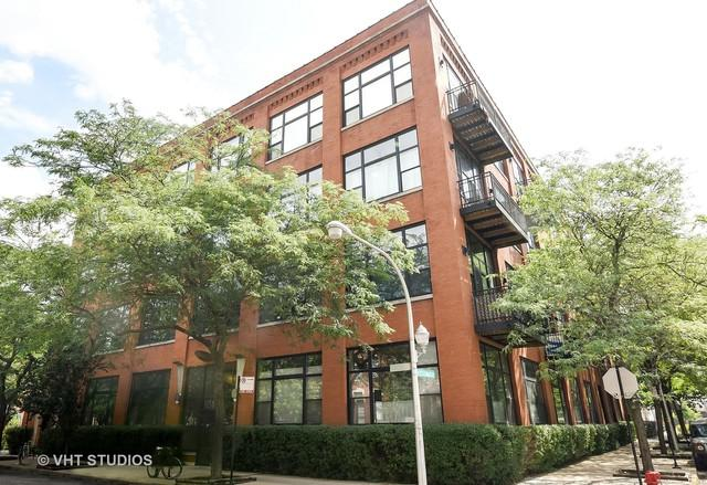 1259 N Wood Street #103, Chicago, IL 60622 (MLS #09696503) :: Property Consultants Realty